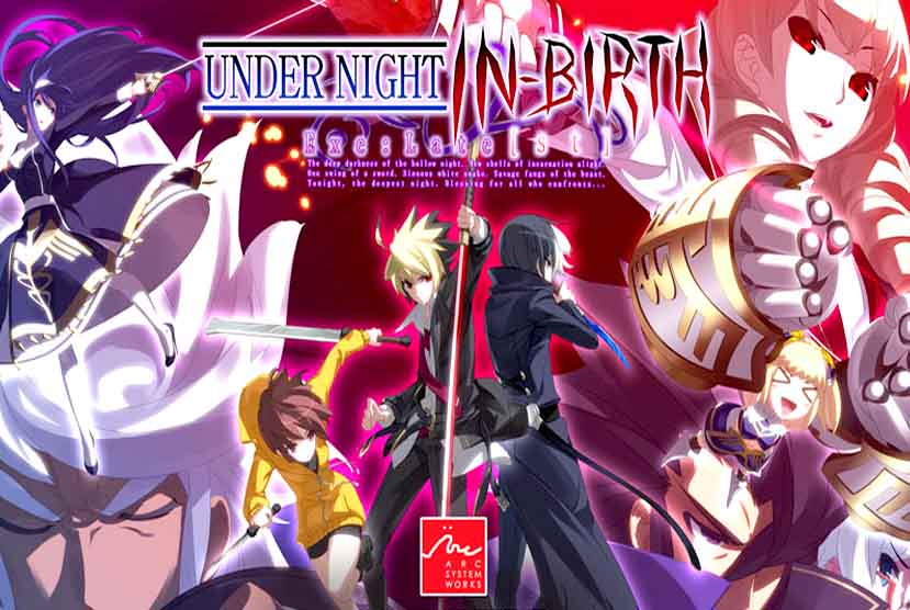 UNDER NIGHT IN-BIRTH ExeLate[st] Free Download Crack Repack-Games