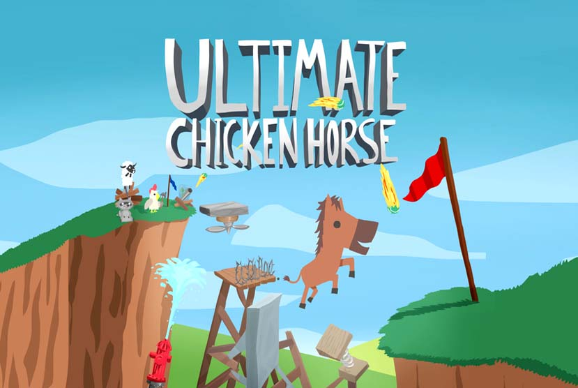 Ultimate Chicken Horse Free Download Torrent Repack-Games