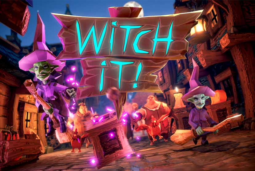 Witch It Free Download Crack Repack-Games