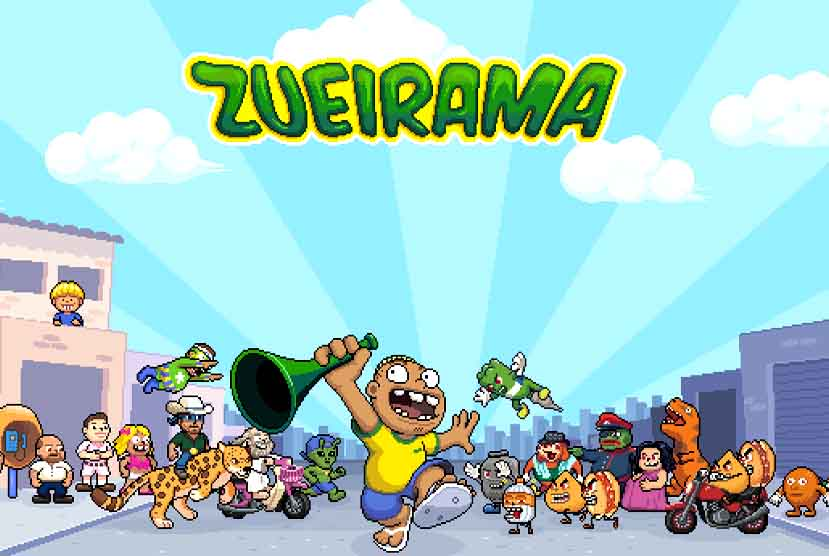 Zueirama Free Download Torrent Repack-Games