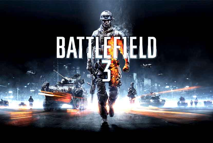 Battlefield 3 Free Download Crack Repack-Games