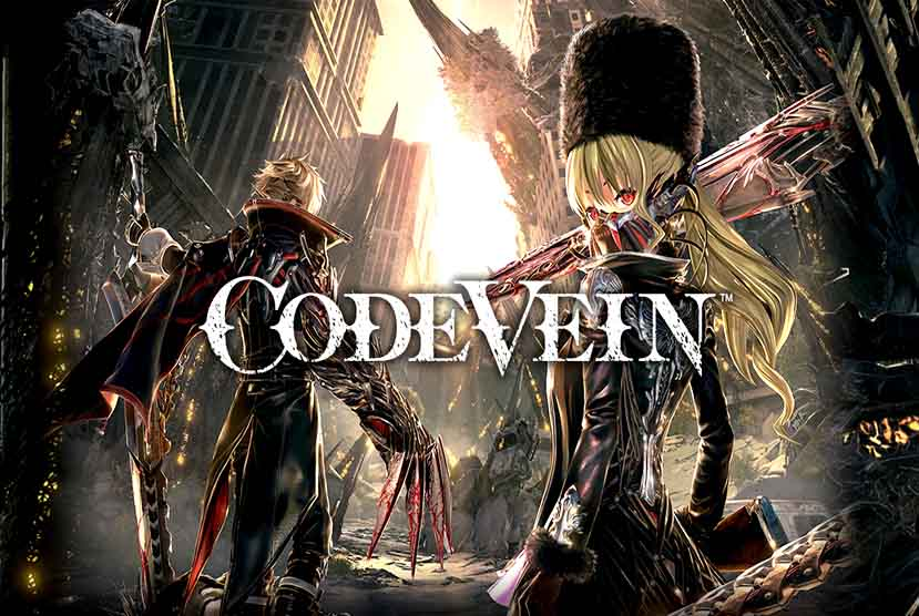CODE VEIN Free Download Torrent Repack-Games