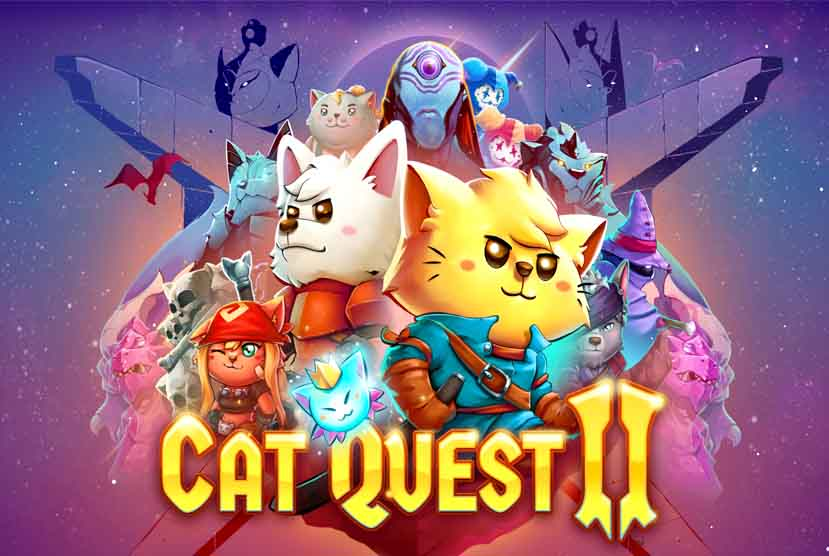 Cat Quest II Free Download Torrent Repack-Games