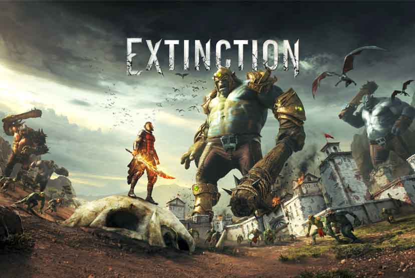 Extinction Free Download Torrent Repack-Games