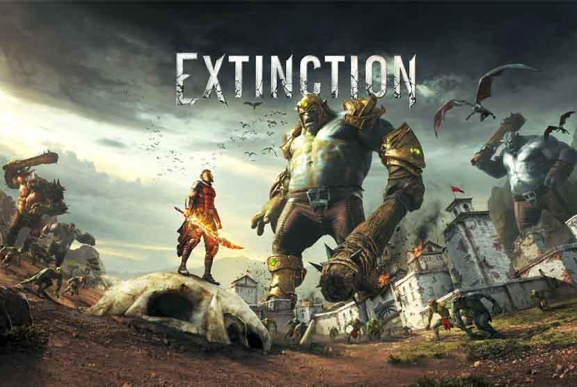 Extinction Free Download Torrent Repack-Games
