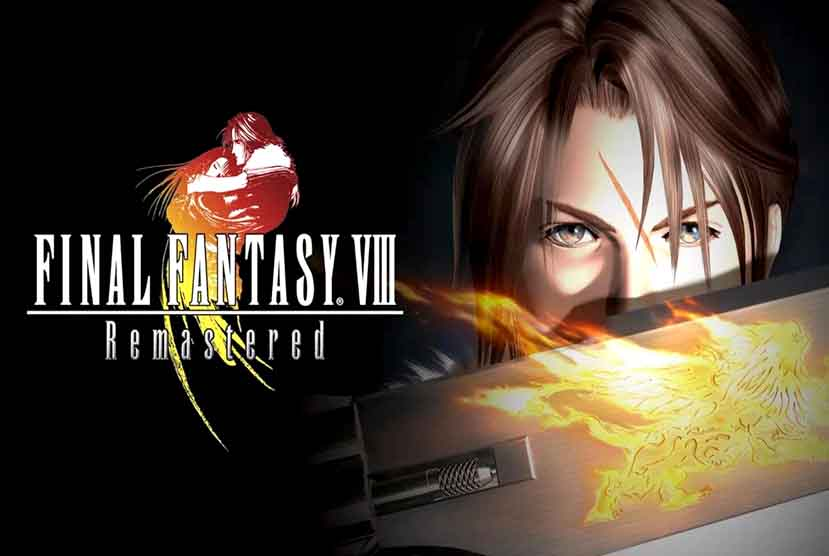 FINAL FANTASY VIII REMASTERED Free Download Crack Repack-Games