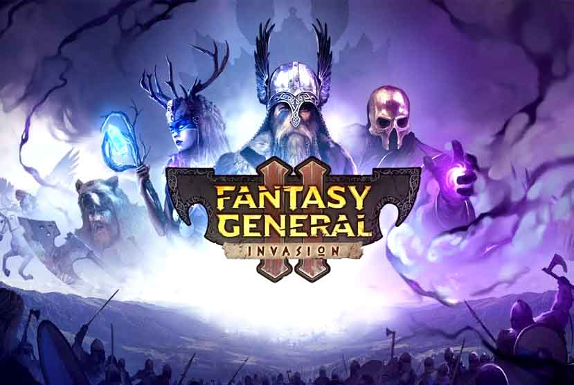 Fantasy General II Free Download Torrent Repack-Games