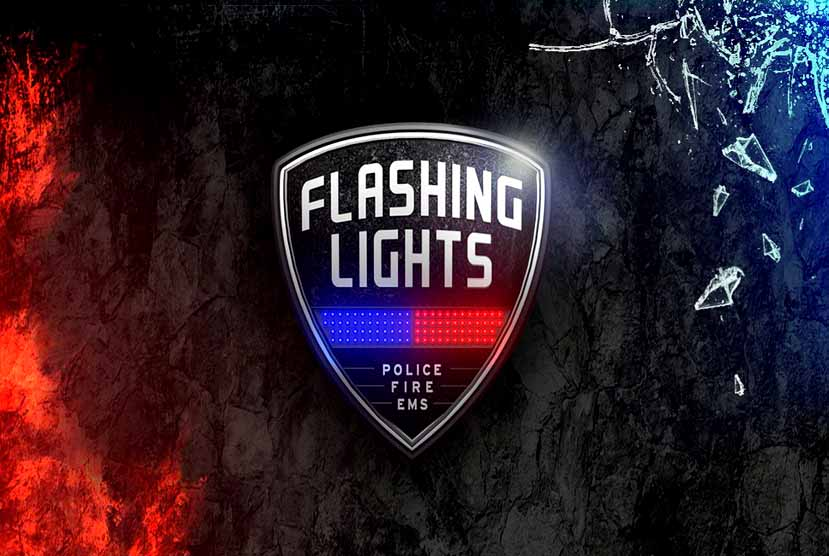 Flashing Lights Police Fire EMS Free Download Torrent Repack-Games