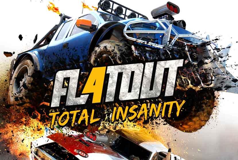 FlatOut 4 Total Insanity Free Download Torrent Repack-Games