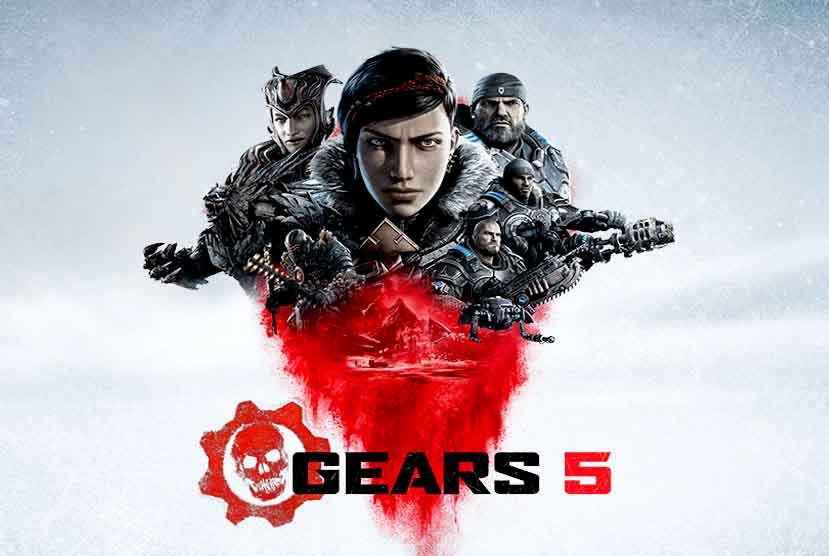Gears 5 Free Download Torrent Repack-Games