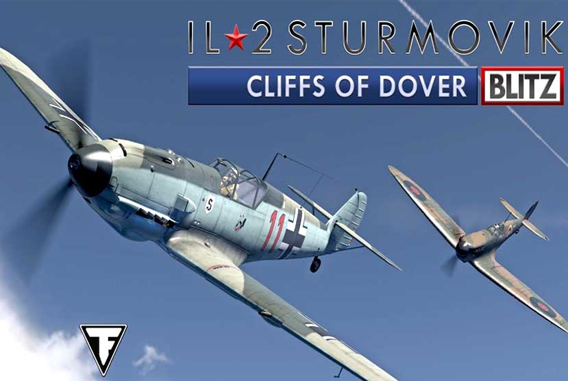 IL-2 Sturmovik Cliffs of Dover Blitz Edition Free Download Torrent Repack-Games