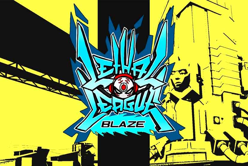 Lethal League Blaze Free Download Torrent Repack-Games