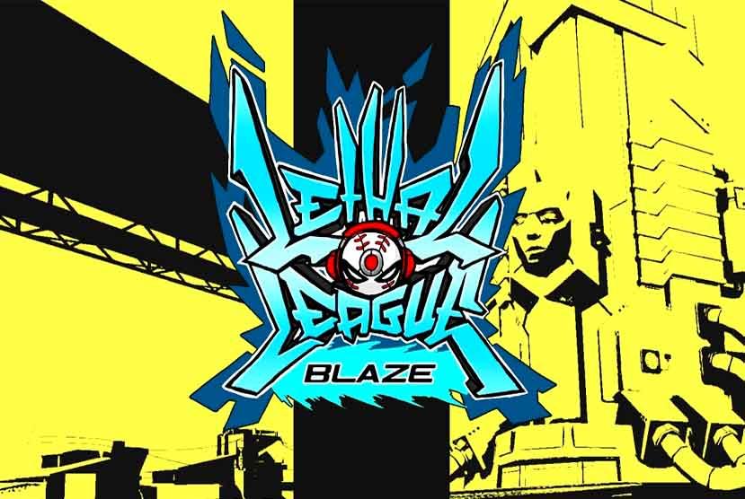 Lethal League Blaze Free Download Torrent Repack-Games