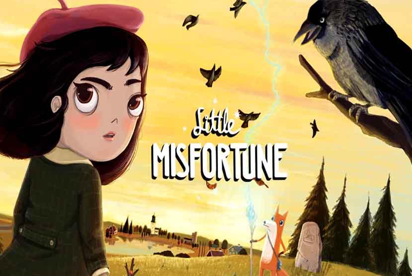Little Misfortune Free Download Torrent Repack-Games
