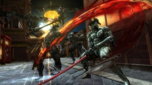 Metal Gear Rising Revengeance Free Download Repack-Games