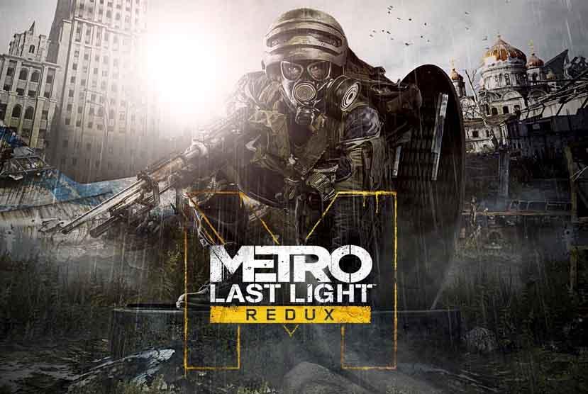 Metro Last Light Redux Free Download Crack Repack-Games