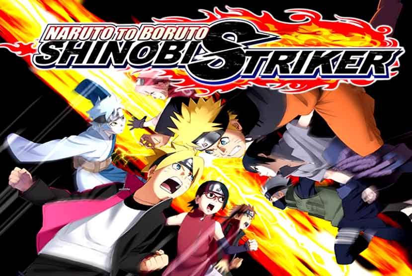 NARUTO TO BORUTO SHINOBI STRIKER Free Download Torrent Repack-Games