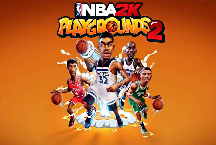 NBA 2K Playgrounds 2 Free Download Pre-Installed Repack-Games
