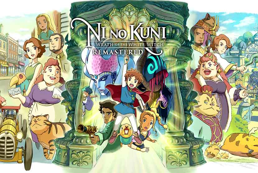 Ni no Kuni Wrath of the White Witch Remastered Free Download Torrent Repack-Games