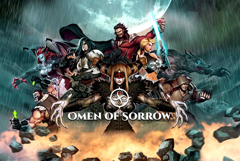 Omen Of Sorrow Free Download Torrent Repack-Games
