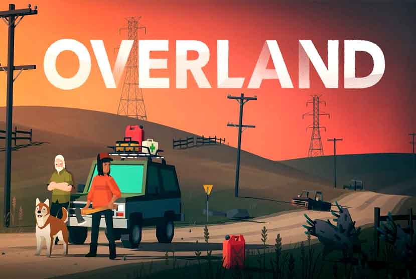 Overland Free Download Torrent Repack-Games