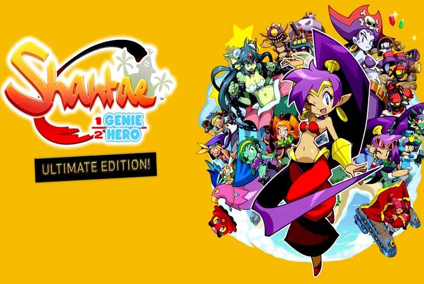 Shantae Half Genie Hero Ultimate Edition Free Download Torrent Repack-Games