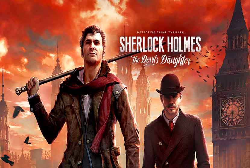 Sherlock Holmes The Devils Daughter Free Download Torrent Repack-Games