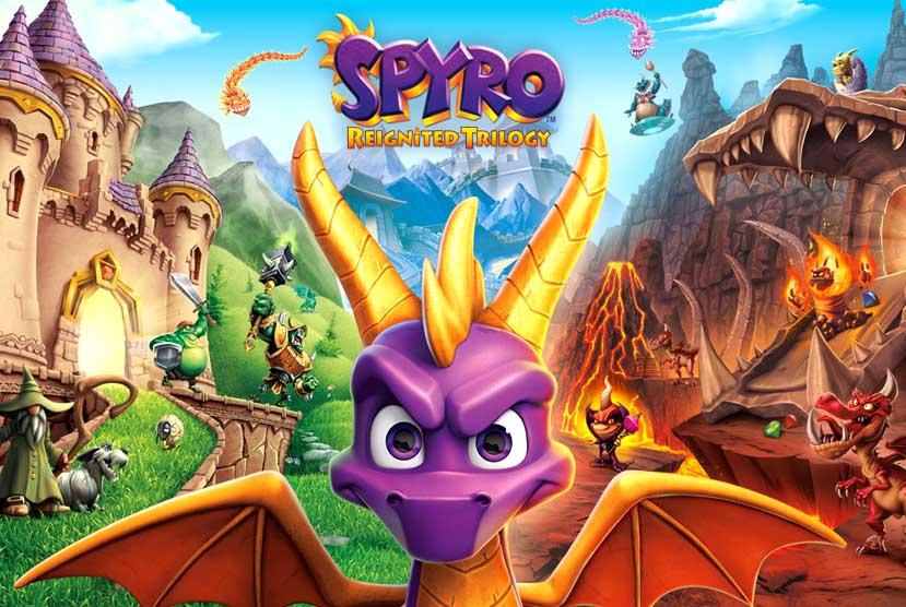 Spyro Reignited Trilogy Free Download Torrent Repack-Games