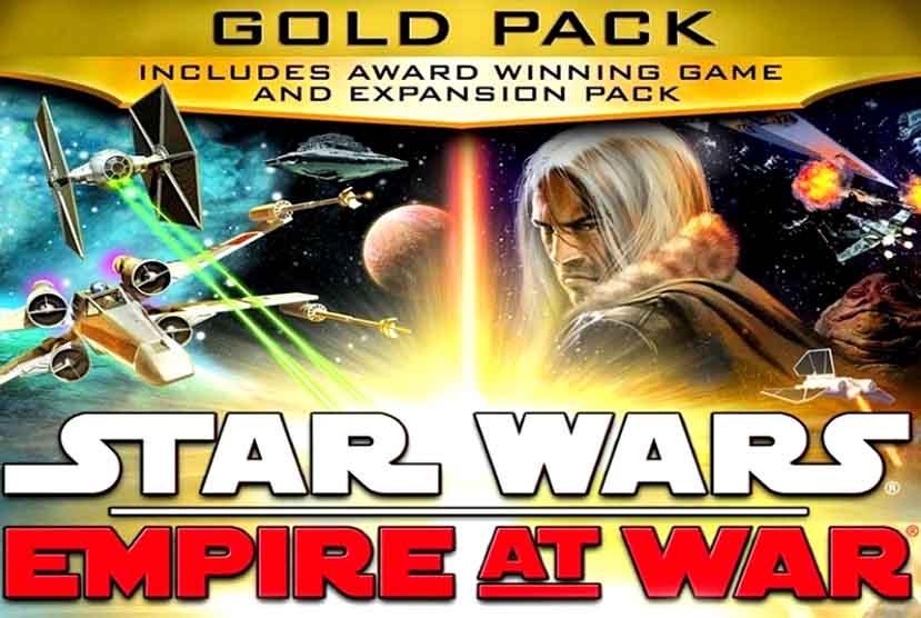 Star Wars Empire at War Gold Pack Free Download Crack Repack-Games