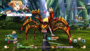 Sword Art Online Re Hollow Fragment Free Download Repack Games