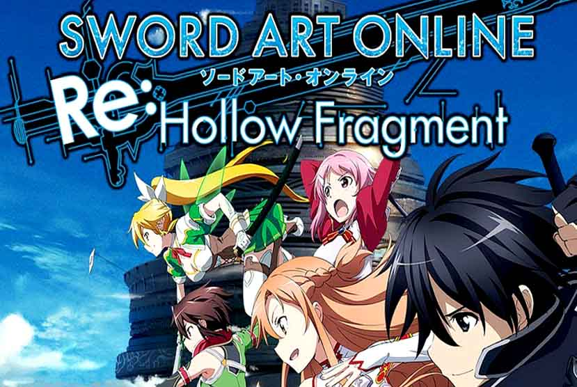 Sword Art Online Re Hollow Fragment Free Download Torrent Repack-Games