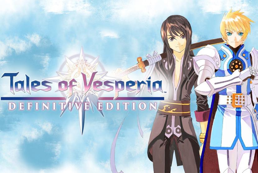 Tales Of Vesperia Definitive Edition Repack-Games