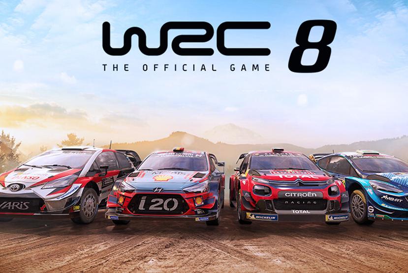 WRC 8 REPACK-GAMES