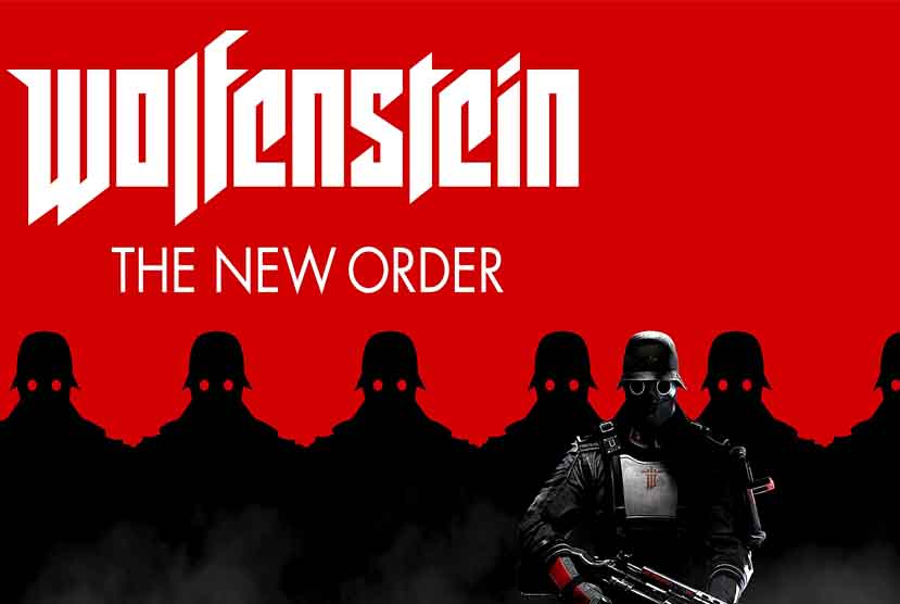 Wolfenstein The New Order Free Download Torrent Repack-Games