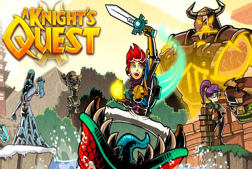 A Knights Quest Free Download Pre-Installed Repack-Games