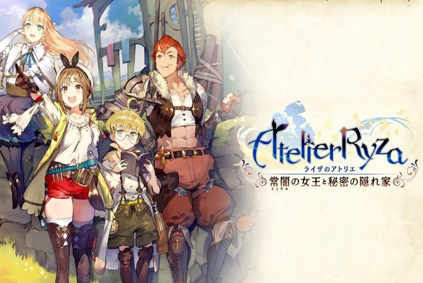 Atelier Ryza Ever Darkness & the Secret Hideout Free Download Torrent Repack-Games