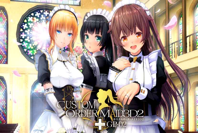 CUSTOM ORDER MAID 3D2 It's a Night Magic Free Download Torrent Repack-Games
