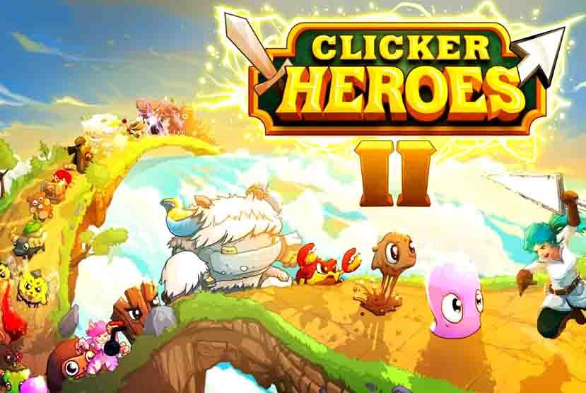 Clicker Heroes 2 Free Download Torrent Repack-Games