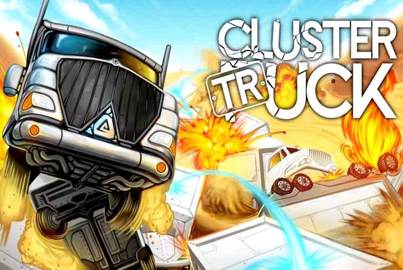Clustertruck Free Download Torrent Repack-Games