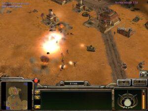 Command & Conquer Generals Zero Hour Free Download Crack Repack-Games