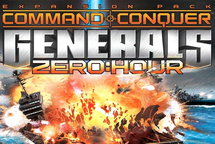 Command & Conquer Generals Zero Hour Free Download Torrent Repack-Games