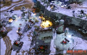 Command & Conquer Red Alert 3 Free Download Crack Repack-Games