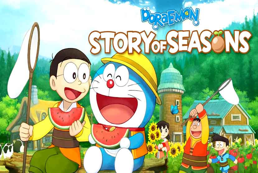 DORAEMON STORY OF SEASONS Free Download Torrent Repack-Games