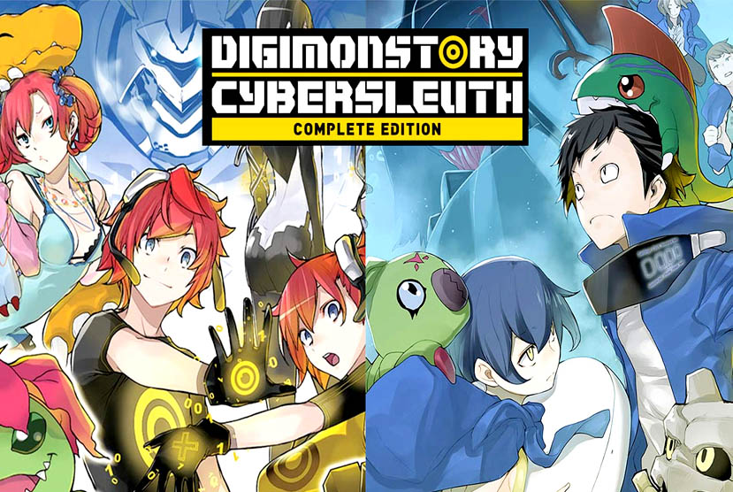 Digimon Story Cyber Sleuth Complete Edition Free Download Torrent Repack-Games