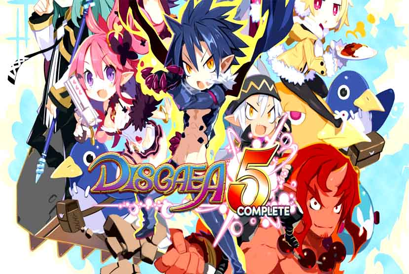 Disgaea 5 Complete Free Download Torrent Repack-Games