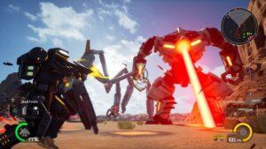 EARTH DEFENSE FORCE IRON RAIN Free Download Crack Repack-Games