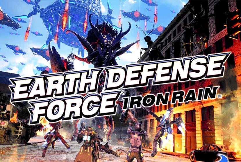 EARTH DEFENSE FORCE IRON RAIN Free Download Torrent Repack-Games