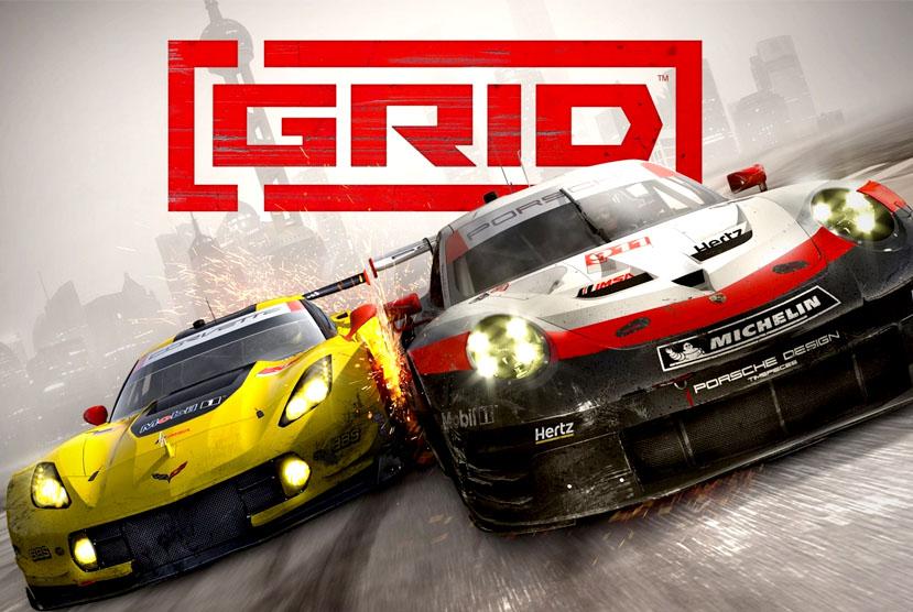 GRID Free Download Torrent Repack-Games