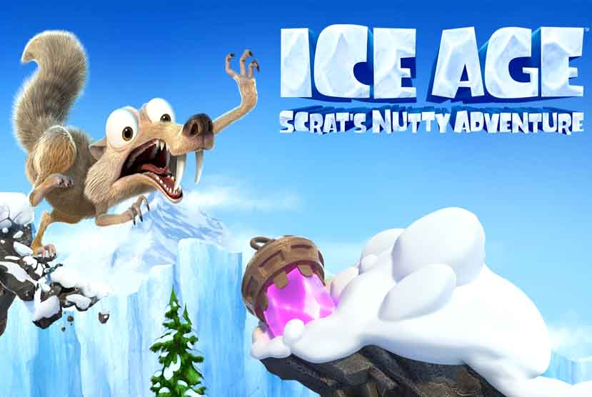 Ice Age Scrats Nutty Adventure Free Download Pre-Installed Repack-Games