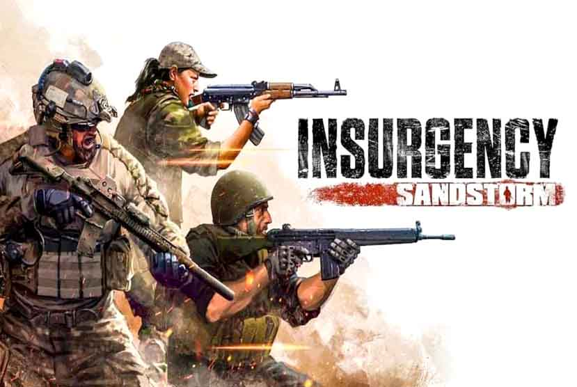 Insurgency Sandstorm Free Download Torrent Repack-Games